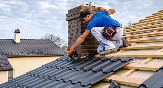 pose couverture toit